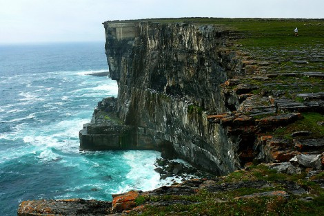 I'll be visiting the Aran Islands while in Ireland. Gorgeous!
